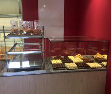 Comptoir réfrigéré - Boulangerie pâtisserie